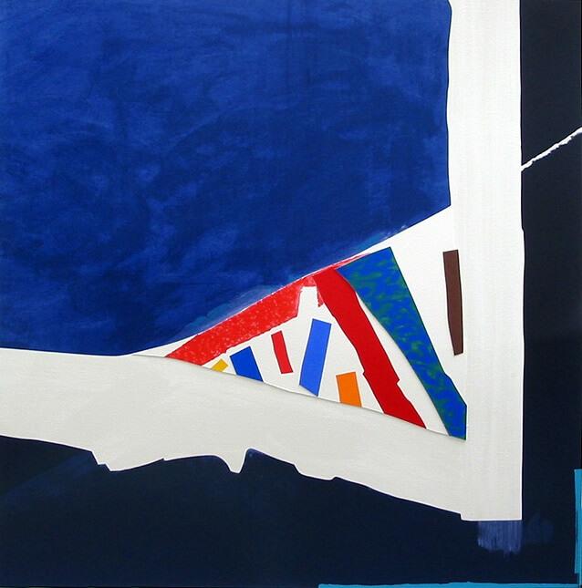 Brilliant Corner III by Sandra Blow