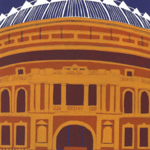 Royal Albert Hall - Jennie Ing