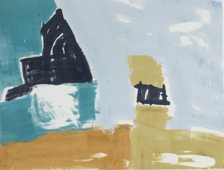 Coast by Iona Stern