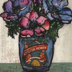 Fresh Blooms - Vicky Oldfield
