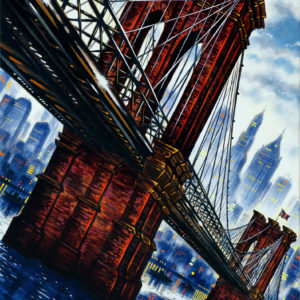 Brooklyn Bridge - John Duffin