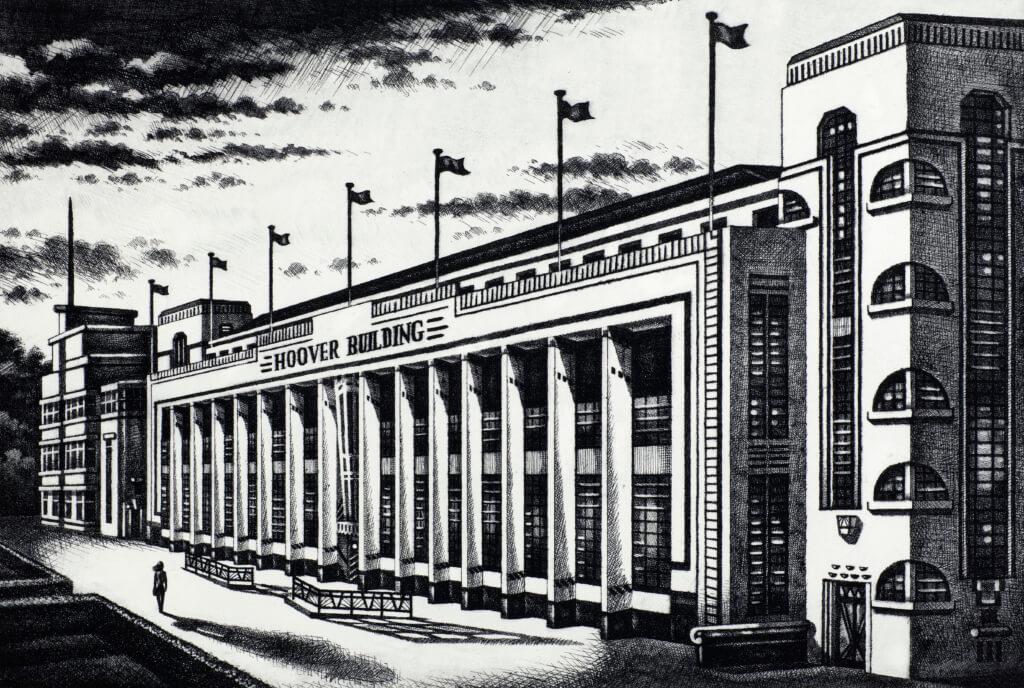 Hoover Building - John Duffin