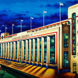 Hoover Building - Night - John Duffin