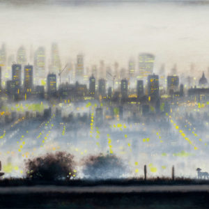 London from Parliament Hill - John Duffin