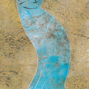 Alley Cat Blue - Amanda Blunden