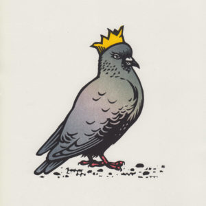 Party Pigeon - Nick Morley