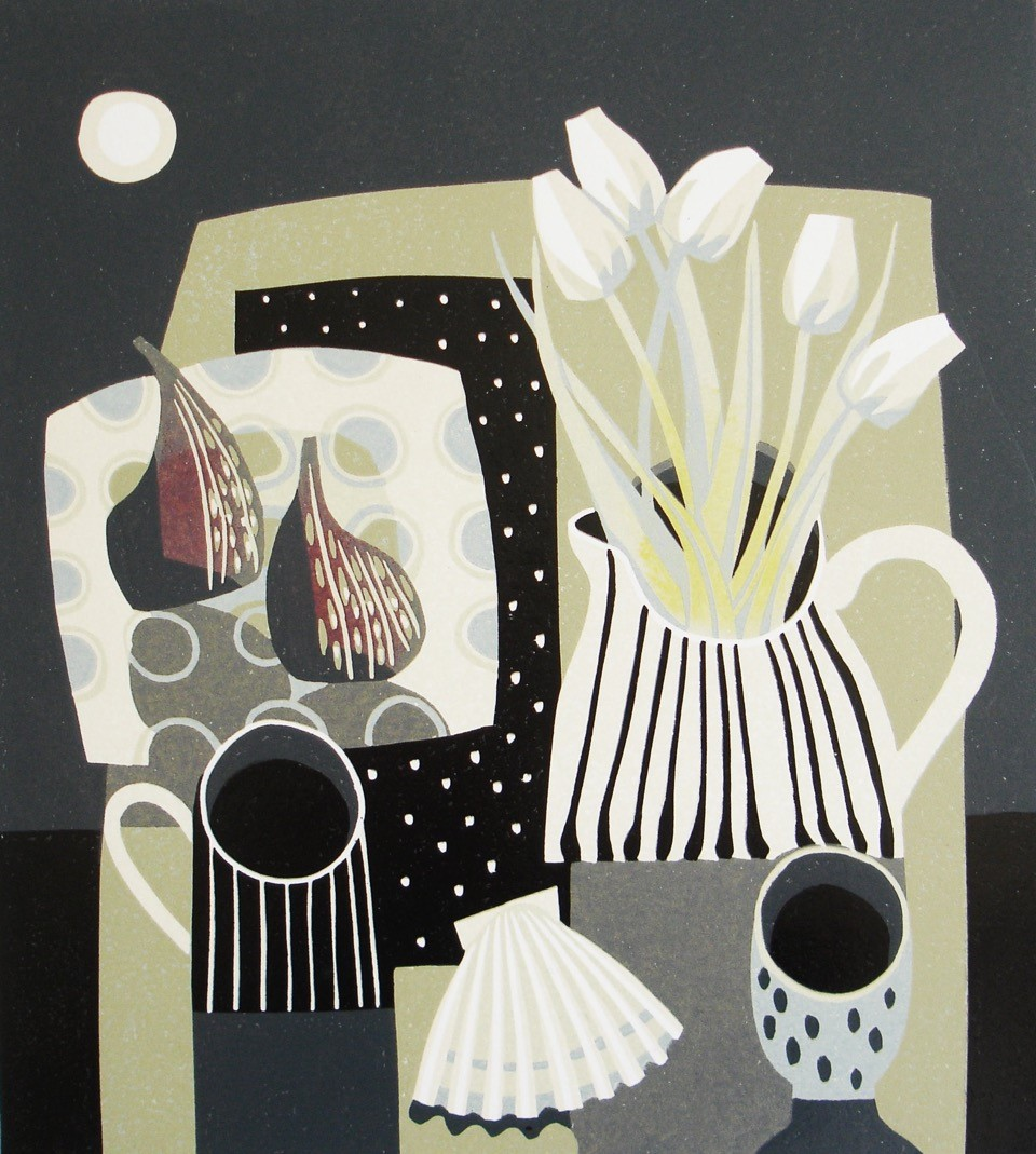 Shell and Figs - Jane Walker
