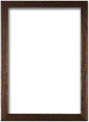 Brown Coloured Frame