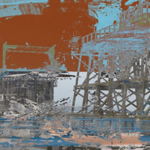 The Staithes VIII - Amanda McAlister