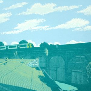 West Norwood Skyline - Martin Grover
