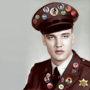 Elvis Soldier - David Scheinmann