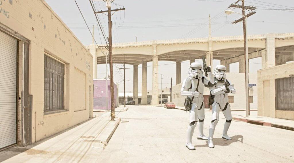 Stormtroopers - David Scheinmann