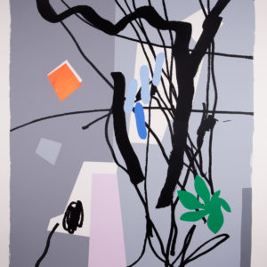 Bruce McLean - Shades of Grey - Light Blue