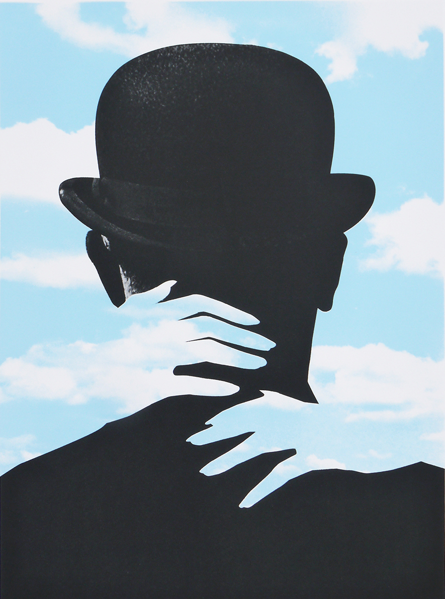 Embrace Magritte - Joe Webb