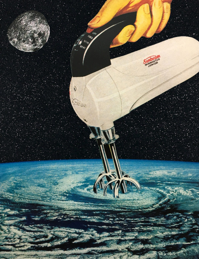 Stirring Up a Storm (Diamond Dust) - Joe Webb