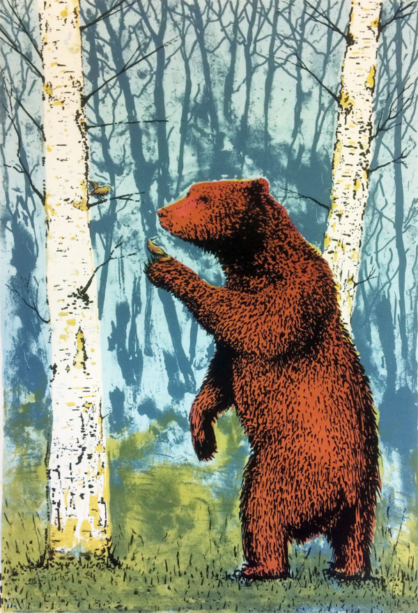 Tender Bear - Tim Southall