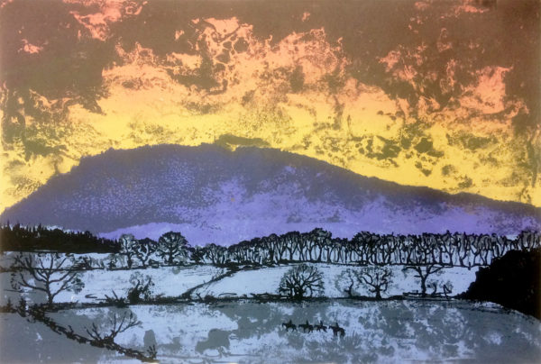 Night Turns to Day - Tim Southall