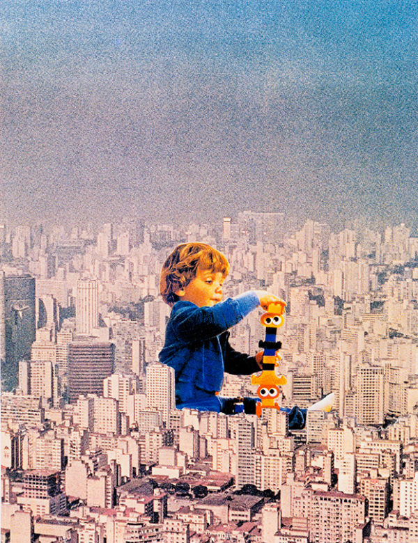 Building Blocks - Joe Webb