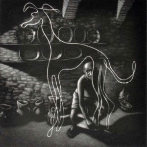 Picassos Dog - Mychael Barratt