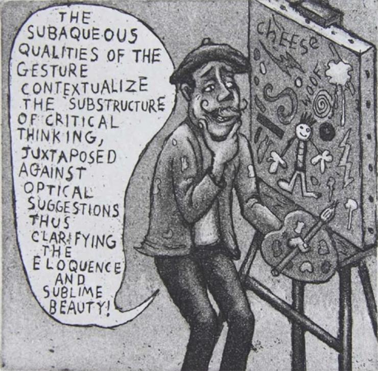 Art Talk - Martin Langford