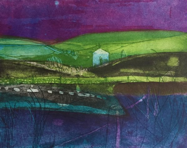 Moonlight Over the Moors - Louise DaviesMoonlight Over the Moors - Louise Davies