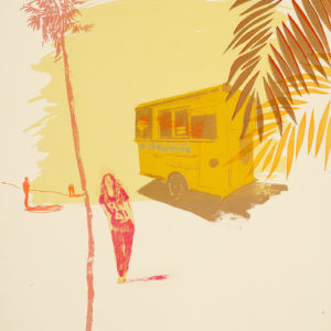 Taco Trucks and Palm Trees - Anna Marrow